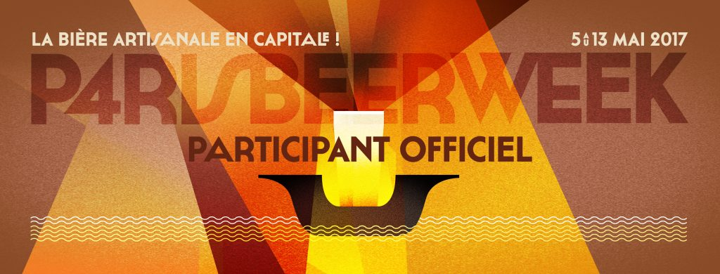 visuel participant officiel de la Paris Beer Week #4